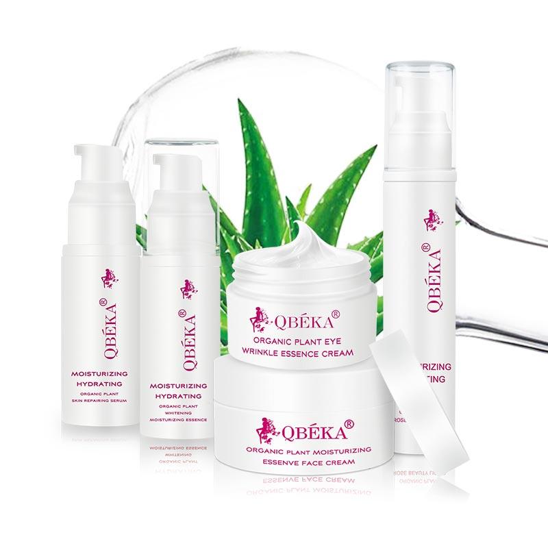 7 PCS/Set Moisturizing Organic & Natural Skin Care