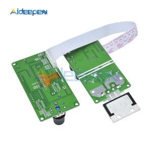 Image 5 - 100A Digital LCD Spot Welder Welding Machine Double Dual Pulse Encoder Time Control Weld Module Board Electronic Controller