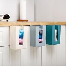 1 sztuk organizer do kuchni worek na śmieci, stojaki do przechowywania, stojaki, domu tkanki wieszak na ręczniki ręcznik wiszący produkty do pojemników szafka pod worki na śmieci