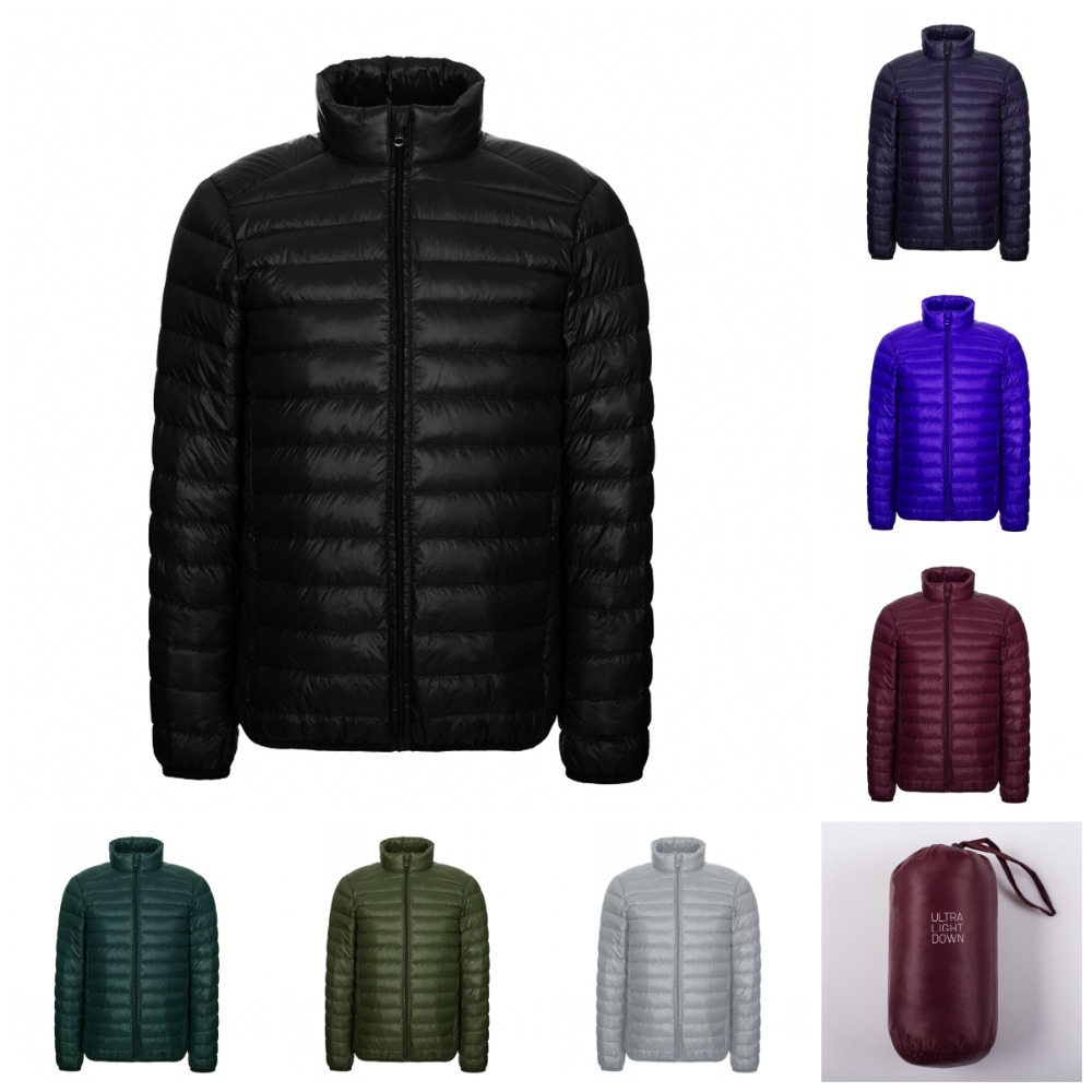 Factory Promotion! CHERRY CHICK Men's Ultralight Puffer Down ...
