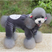 Dog Clothes Pet Dog Clothes For Small Dogs Coat Spring Autumn Puppy Clothing Yorkie Chihuahua Coat leisure cartoon chihuahua dog clothes for puppy overalls 2019 spring dog clothes for small dogs coats jackets puppies clothing