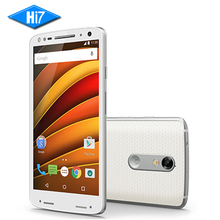 D'origine Motorola MOTO X Force XT1581 Mobile Téléphone 2560X1440 Snapdragon Octa Core RAM 3G ROM 64G ROM 5.4 pouce 4G Android 5.1.1