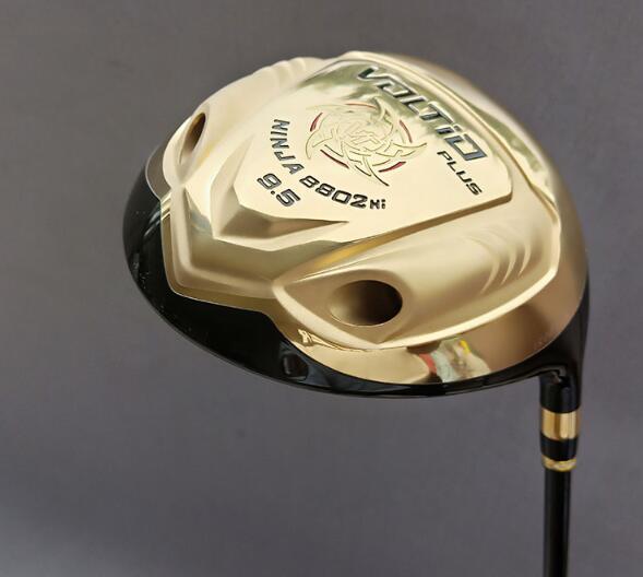 Katana Voltio Ninja Plus Driver  Katana Golf Driver Golf Clubs  Flex Graphite Shaft With Head Cover