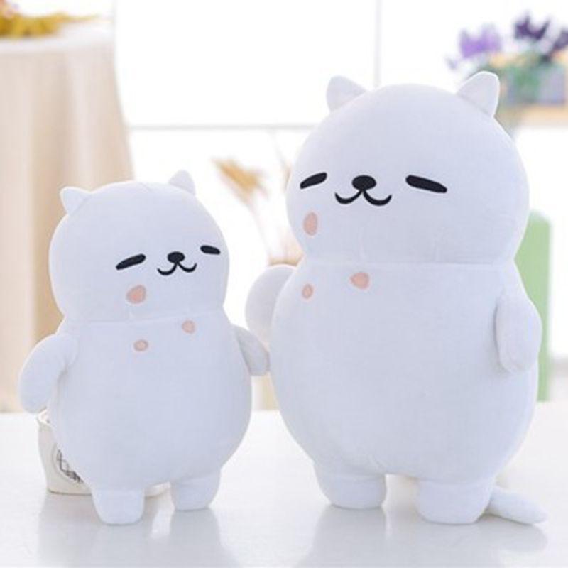 22cm/32cm Game Neko Atsume Cute Cat Plush Stuffed Animal Toy Doll  Cosplay Japanese Anime Rare