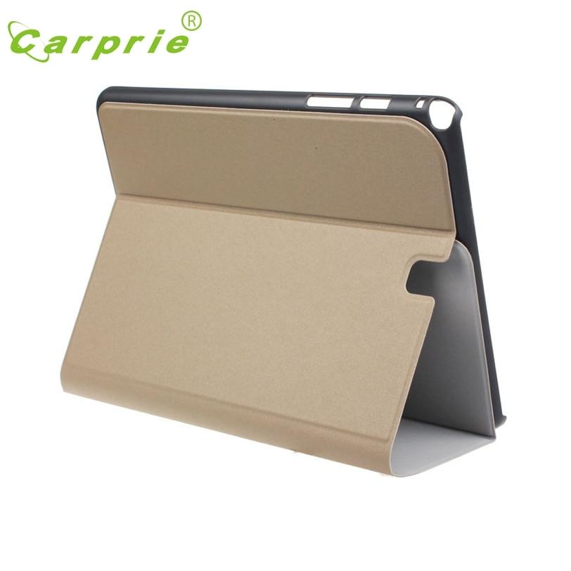 CARPRIE Flip Leather Case Holder For Samsung Galaxy Tab A 9.7inch SM T550 Tablet Feb22 MotherLander