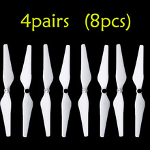 4Pairs 9450 CW/CCW Multi-functional Propeller Prop for Phantom 2 Vision+ F450 F550 Quadcopter New Upgraded