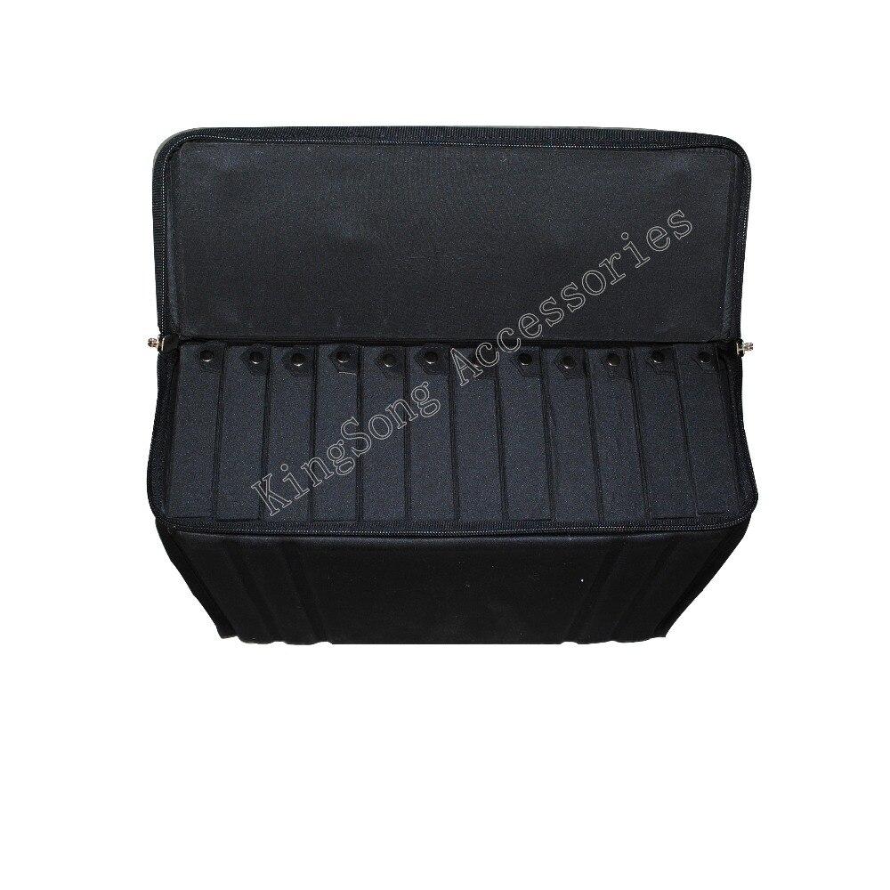Vendeur de lunettes cadre ophtalmique valise sac à bandoulière cadre étui de voyage boîte de rangement de lunettes de soleil avec plateaux de présentation - 3