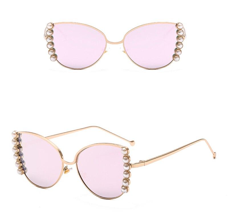 2019 Pearl Sunglasses Women Luxury detail (4)