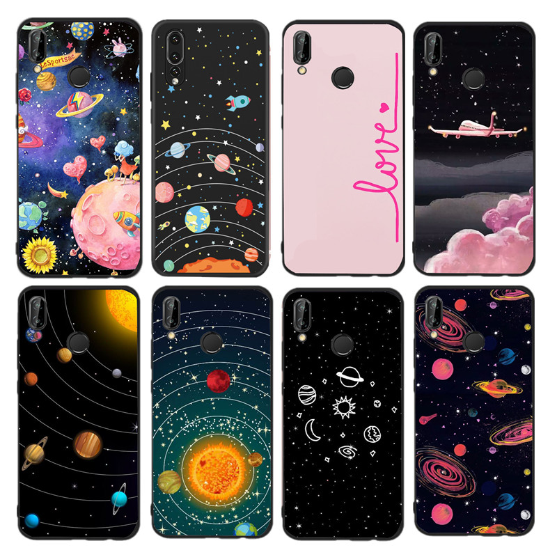 Phone Bags & Cases Mutouniao Moon Owl Luminous Tpu Soft Silicon Case Cover For Huawei P8 P9 P10 Mate 10 Lite Plus Y5 2017 Nova 2i Cellphones & Telecommunications