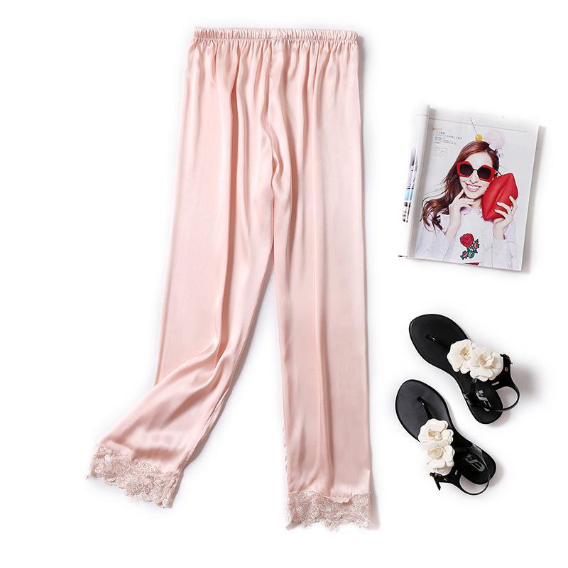 Атласные пижамы, женское белье, пижамы, пижамы, кружевная шелковая летняя одежда, ночная рубашка, домашний костюм, прокладки, Pajmas
