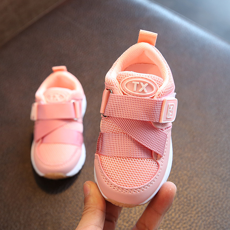 COMFY KIDS 2018 Spring Arrivals New Girls Sneakers Shoes Child Kids Boys Sport Sneakers Fashion Soft Bottom Baby Toddler Sneakes