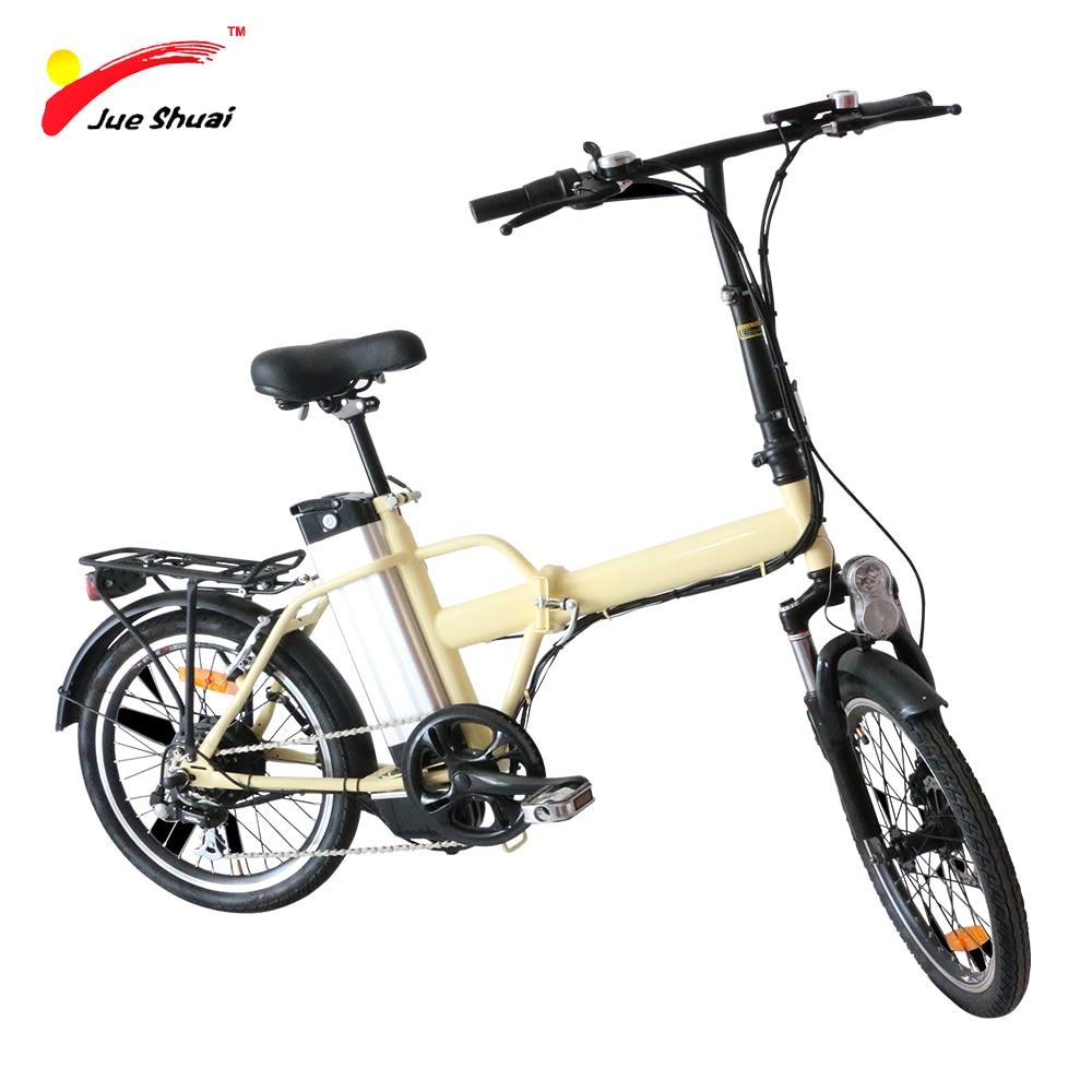Sport & Unterhaltung Power Assist System Faltbare Elektrische Fahrrad Roller Mit Mittleren Suspension Rollschuhe, Skateboards Und Roller
