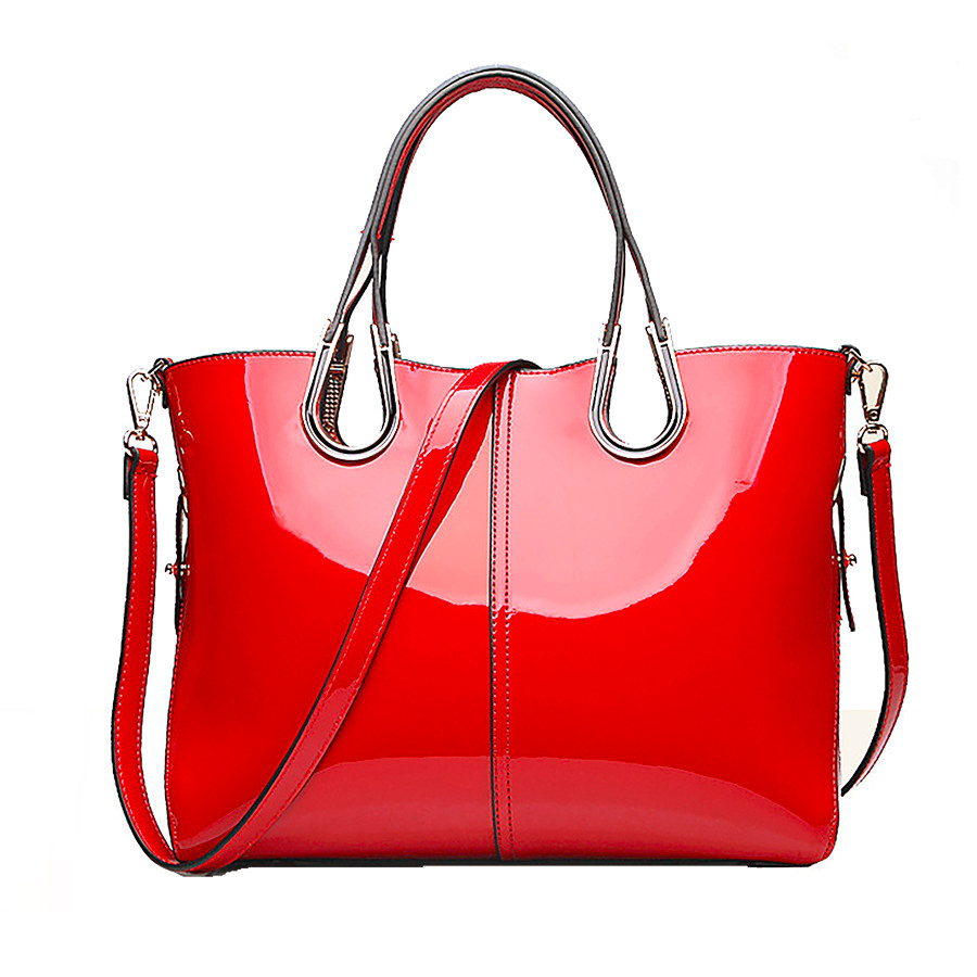 Red Ladies Handbags | Luggage And Suitcases