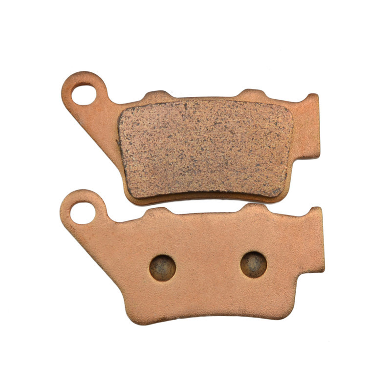 Motorcycle Parts Copper Based Sintered Brake Pads For BMW F650GS F 650GS F650 GS F 650 GS 1999-2011 Rear Motor Brake Disk #FA213 motorcycle parts copper based sintered brake pads for sherco sm 4 5i f supermoto 2004 2007 rear motor brake disk fa367