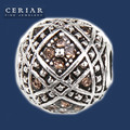 2016 новинка прибытия камни и кубический циркон бусины подвески DIY CZ кристалл бусины бесплатная доставка подходящий западного европейские браслеты