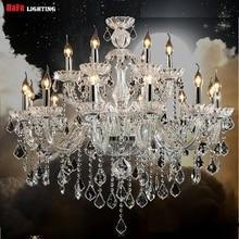 Люстра гостиная Спальня crystal light lustre Люстра Современное освещение кристалл Лампы Главная Крытый Лампы Светильники большие