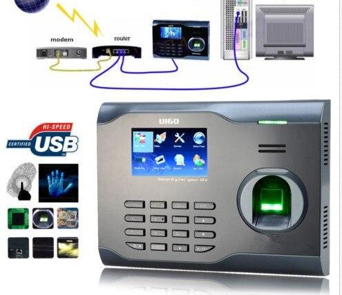 Биометрические Wi-Fi отпечатков пальцев и RFID карты посещаемость времени часы + ID сборки Wi-Fi модель tcp/ip посещаемости Управление Системы ...