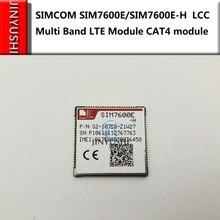 5 ピース/ロット SIMCOM SIM7600E H 100% 新 & オリジナルいいえフェイク SIM7600E マルチバンド LTE モジュール CAT4 モジュール