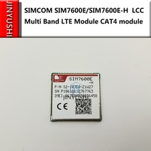 5 ชิ้น/ล็อต SIMCOM SIM7600E H 100% ใหม่และต้นฉบับไม่มีปลอม SIM7600E Multi Band โมดูล LTE CAT4 โมดูล