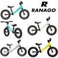 RANAGO От 2 до 6 лет детский Балансирующий велосипед Новый 12