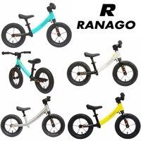 Ranago 2-6 년 어린이 균형 자전거 새로운 12