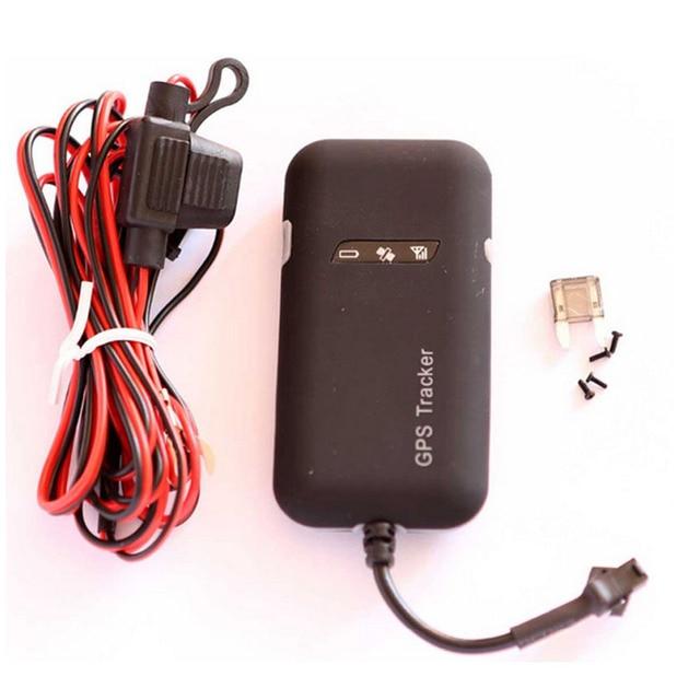 Ventes chaudes Moto Les Véhicule GPS GSM Dispositif de Suivi GT02A Avec MTK Ublox Puce Haute Vitesse Plate-Forme Système Livraison Gratuite