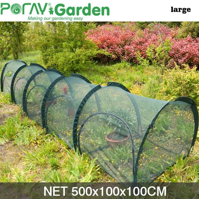 Foldable Large Greenhouse Transpa Pe Plant House Nursery Pot Compressible Warm