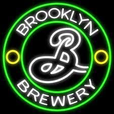Custom Brooklyn Brewery Glass Neon Light Sign Beer Bar