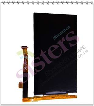 2Pcs Hot Sale Black LCD Screen Display Replacement Part  For ZTE V970, Free Shipping