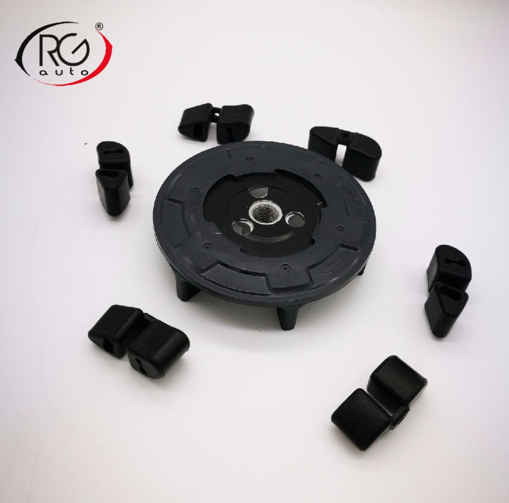 Automobiles & Motorcycles Auto Replacement Parts Rubber For 5se09c 5sl12c 5seu12c 6seu14c 6seu17c 7seu17c Auto Air Ac Compressor Clutch Hub