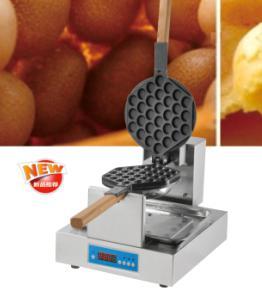 1.4kw Electric Egg Cake Maker Non Stick Coat Waffle Egg Pan Machine