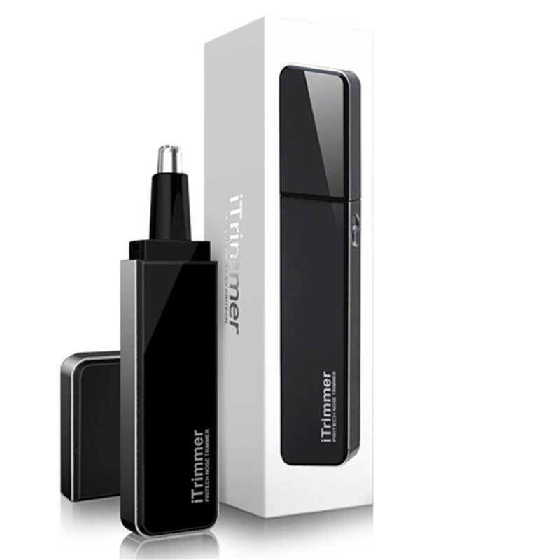 Multifunction Personal <font><b>Electric</b></font> <font><b>Nose</b></font> <font><b>Ear</b></font> <font><b>Hair</b></font> <font><b>Trimmer</b></font> Removal With LED Light Ultra Modern Design