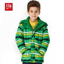 Мальчики зима парка детская зимнее пальто проверено мода мальчики пальто мальчиков одежда дети с капюшоном пальто 2015 китай новое поступление