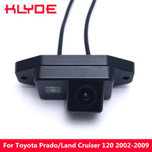 KLYDE Car RearView Reverse Parking font b Camera b font Night Vision For Toyota Prado Land