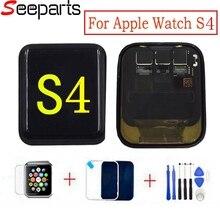 LTE/gps для Apple Watch 4 ЖК-дисплей Дисплей Сенсорный экран сборки для Apple Watch Series 4 ЖК-дисплей серии S4 Pantalla Запчасти для авто