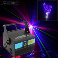 Play128 RGB Laser Lighting DMX512 With show Software