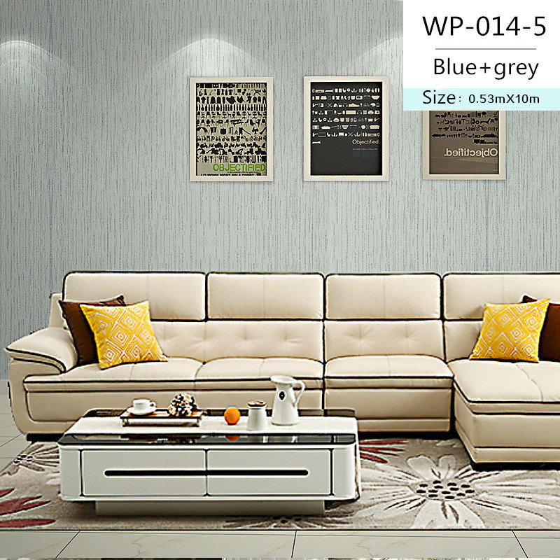 Modern Linen Wall paper Designs Beige Non-woven 3D Textured Wallpaper Plain Solid Color Wall Paper for Living Room Bedroom Decor modern simple solid color striped wallpaper for walls roll mediterranean living room bedroom non woven wall paper home decor 10m