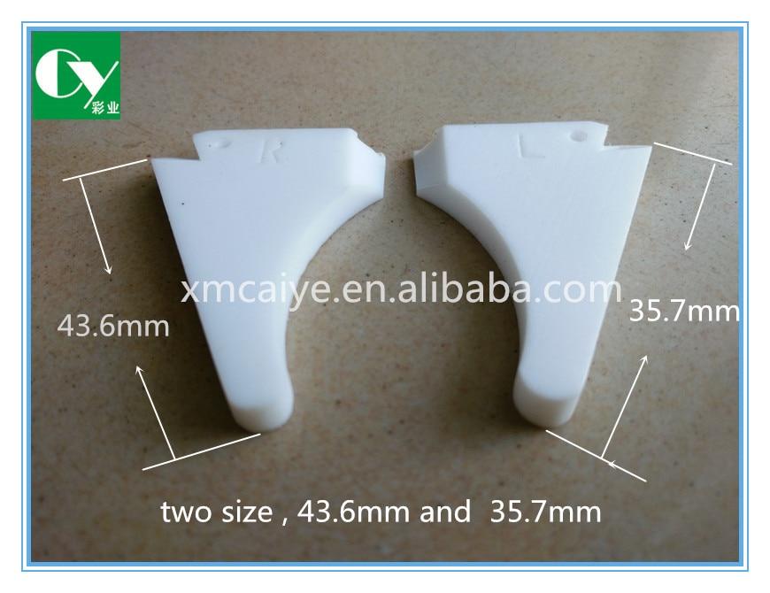 10Pair Teflon seals for kompac III system 90850 Kompac dampening seals