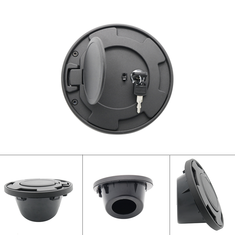 Tank Covers Black Abs Fuel Door Gas Tank Cover Fuel Tank Cap Car Styling Accessories Fit For Jeep Wrangler Jk 07-16 2/4 Doors 2007-2016 Year Back To Search Resultsautomobiles & Motorcycles