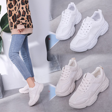 Liren 2019 Summer New Air Mesh Lace-up Casual Women Sneakers Fashion Breathable Non-slip for Sport Designer