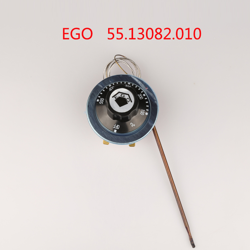 55.13082.010 Germany EGO capillary thermostat with 100-500 celsius degree , high temperature controller uxcell temperature range ac 250v 16a 3 terminals no nc temperature control capillary thermostat 50 300c 50 300c