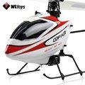 2016 nueva wltoys v911 rc drone con 2.4g de $ number canales de $ number ejes Gyro RTF RC Helicóptero de Juguete Aviones de Control Remoto Profesional Dron toys