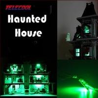 LED Light Up Kit For Camper Van Model And City Monster Fighter Haunted House Model Building
