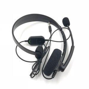 Image 4 - Auriculares de Chat con cable para jugadores cascos con micrófono para Xbox One, para Microsoft XBOX ONE S