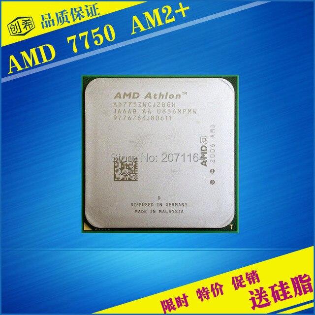 For AMD 7750 CPU AMD Athlon dual-core 7750 CPU AM2 + 2.7frequency desktop cpu