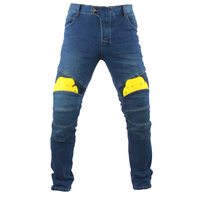 New Motorcycle riding jeans locomotive riding anti fall jeans Protective gear riding Men and women jeans motorcycle pants