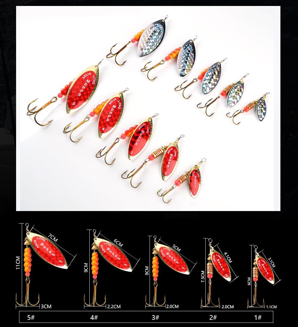 . Размер1-5 # Рыболовные Крючки фото