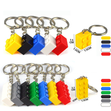 20Pcs/Lot Rotatable Display Box with Keychain Key Ring Compatible Fit for Figure MOC Model Building Blocks Brick Toys александр булгаков руские и наполеон бонапарте