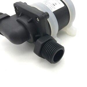Image 4 - Javtop JT 750D DC 12 V משאבת מים Brushless מנוע משאבת 1/2 5/8 חוט מקסימום 7 M 900L/ H שקט במיוחד רכב כביסה Gardon באמצעות משאבת