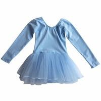 Professional Ballet Leotards For Girls Kids Ballet Dress Gymnastics Dance Leotard Costume Dance